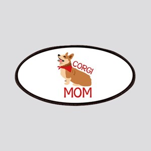 Corgi Mom Patches