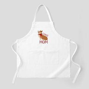 Corgi Mom Apron