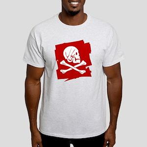 PIRATE_FLAG Light T-Shirt