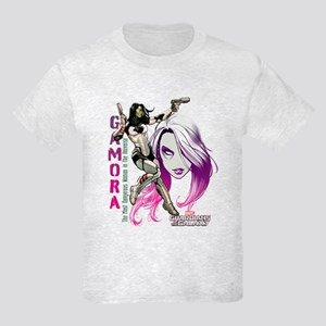 Guardians of the Galaxy Gamora Kids Light T-Shirt