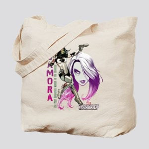 Guardians of the Galaxy Gamora Tote Bag