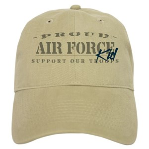 1bd5bfd185111 Air Force Kids Hats - CafePress