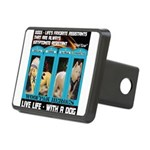 Chief Czar Live Life With A Dog Hitch Cover