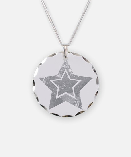 Cowboy star Necklace