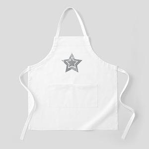 Cowboy star Apron