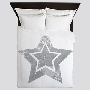 Cowboy star Queen Duvet
