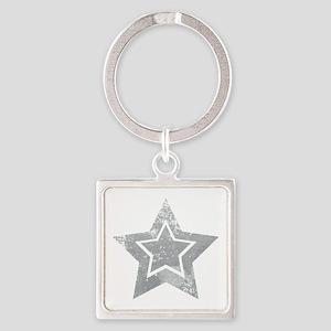Cowboy star Keychains