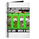 Joker Jag Live Life With A Dog Journal
