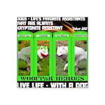 Joker Jag Live Life With A Dog Sticker