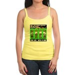 Joker Jag Live Life With A Dog Tank Top
