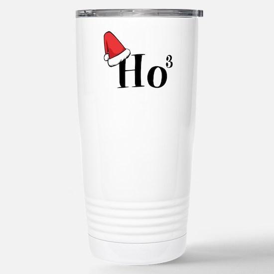 Ho Ho Ho for Xmas Travel Mug