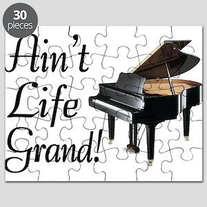 Ain't Life Grand Piano Puzzle