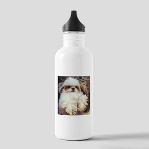 BonnyShihTzu_Fluffy Water Bottle