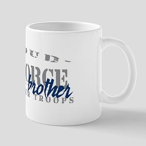 Proud Air Force Brother (Blue) Mug