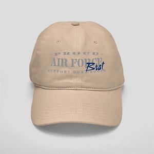 Proud Air Force Brat (Blue) Cap