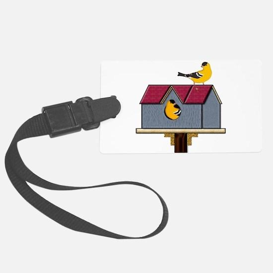 Home Tweet Home Luggage Tag