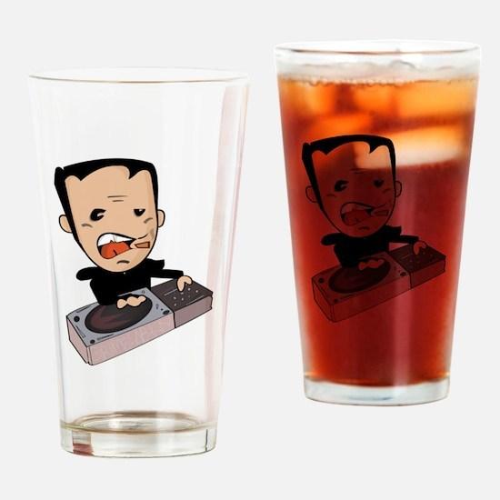 Djay Drinking Glass