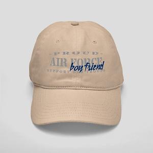 Proud Air Force Boyfriend (Blue) Cap
