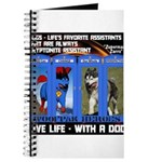 Zuperman Zarro - Live Life With A Dog Journal