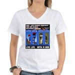 Zuperman Zarro - Live Life With A Dog T-Shirt