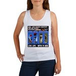 Zuperman Zarro - Live Life With A Dog Tank Top