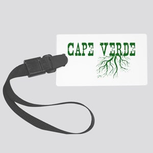 Cape Verde Large Luggage Tag