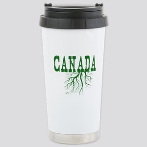 Canada Roots Stainless Steel Travel Mug