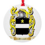 Grissel Round Ornament