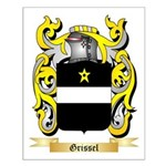 Grissel Small Poster