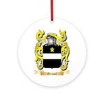 Grissel Ornament (Round)