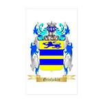 Grishakin Sticker (Rectangle 50 pk)