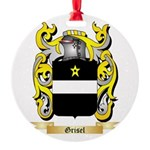 Grisel Round Ornament