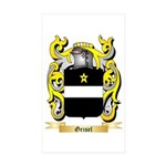 Grisel Sticker (Rectangle 50 pk)