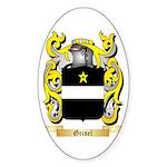 Grisel Sticker (Oval 10 pk)