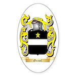 Grisel Sticker (Oval 50 pk)