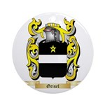 Grisel Ornament (Round)