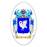 Grisch Sticker (Oval)