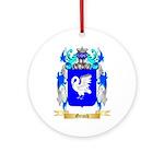 Grisch Ornament (Round)