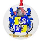 Grisanti Round Ornament