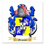 Grisanti Square Car Magnet 3