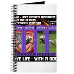 LoverGirl LuLu Live Life With A Dog Journal