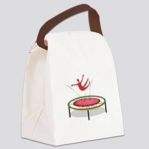 Trampoline Canvas Lunch Bag
