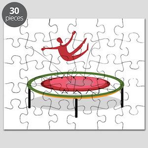 Trampoline Puzzle
