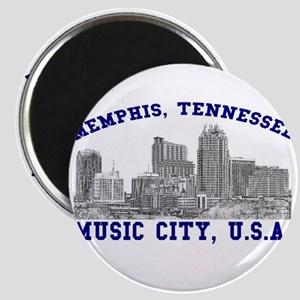 Memphis, Tennessee . . . Musi Magnet