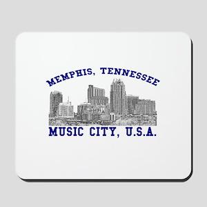 Memphis, Tennessee . . . Musi Mousepad
