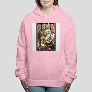 Coffee Engine Women's Hooded Sweatshirt