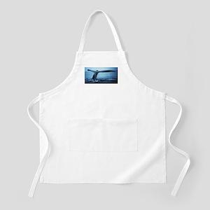 Whale Fluke Apron