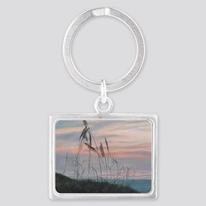 BEACH MORNING VIEW Keychains