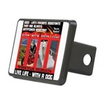 Hectic Hudson - Live Life With A Dog Hitch Cover