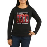 Hectic Hudson - Live Life With A Dog Long Sleeve T